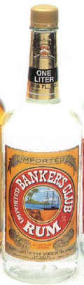 Bankers Club Rum White